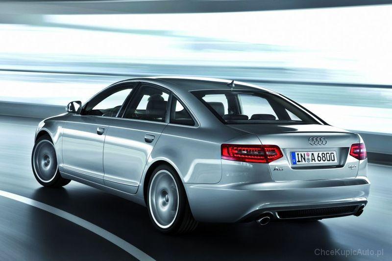 Audi A6 C6 2.8 FSI 190 KM