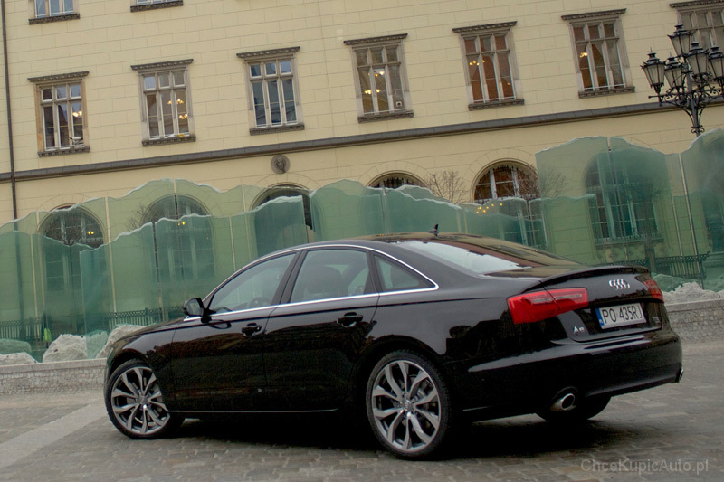 audi a6 c7 2 0 tdi 177 km 2013 sedan skrzynia r czna nap d przedni zdj cie 5. Black Bedroom Furniture Sets. Home Design Ideas