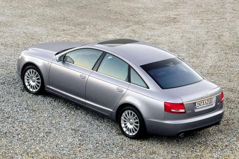 Audi A6 C6 3 2 Fsi 255 Km 2005 Sedan Skrzynia Automatyczna
