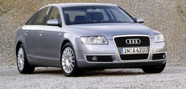 Audi A6 C6 2.8 FSI 210 KM