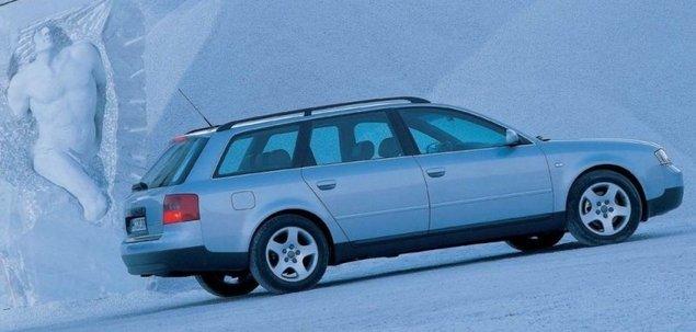 Audi A6 C5 4.2 E 340 KM