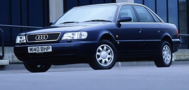 audi a6 c4 s 2 2 turbo quattro 230 km 1997 sedan skrzynia. Black Bedroom Furniture Sets. Home Design Ideas