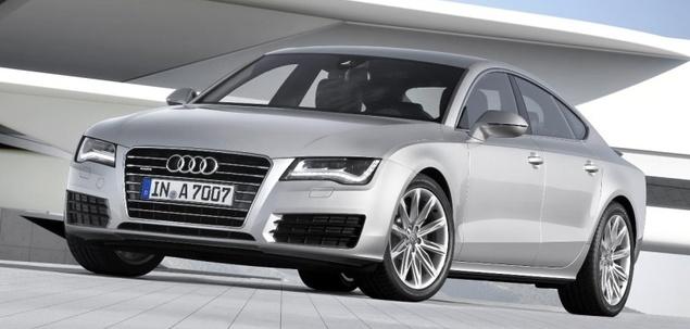 Audi A7 I 3.0 TDI 313 KM