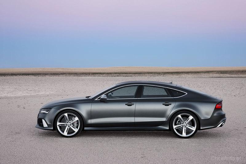Audi RS7 4.0 TFSI 605 KM