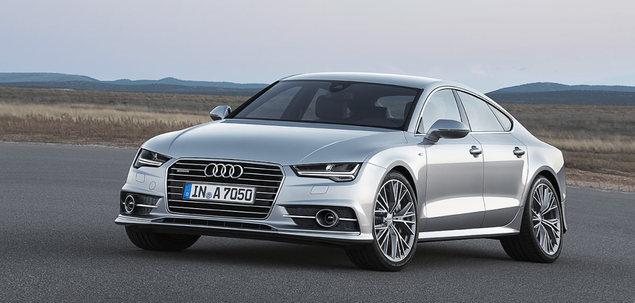 Audi A7 I FL 3.0 TDI 272 KM