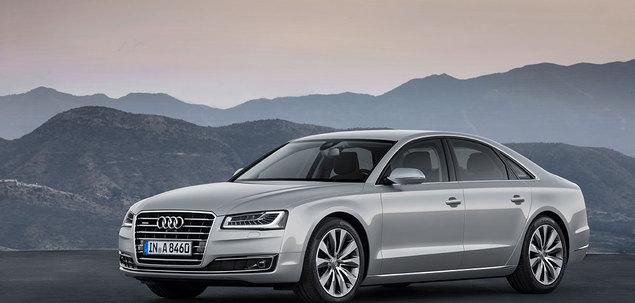 Audi A8 D4 FL 3.0 TFSI 310 KM