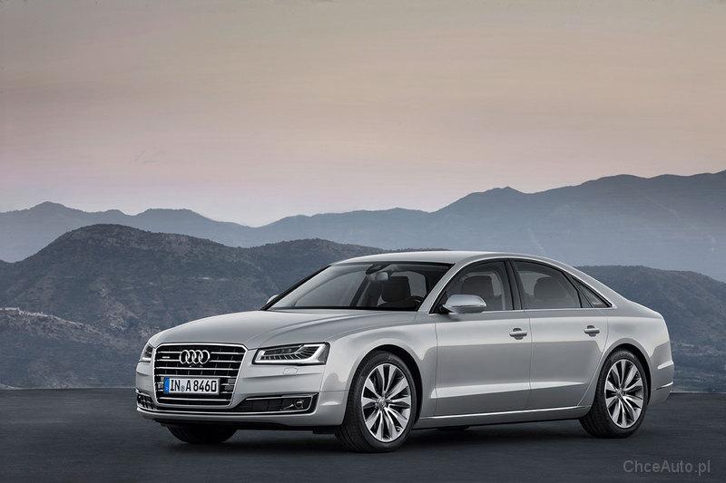 Audi A8 D4 FL