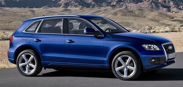 Audi Q5 I 2.0 TDI 190 KM