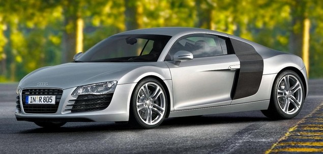 Audi R8 4.2 FSI 420 KM