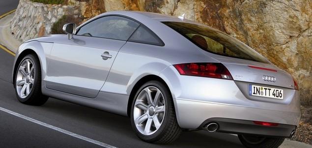 Audi TT II 1.8 TFSI 160 KM