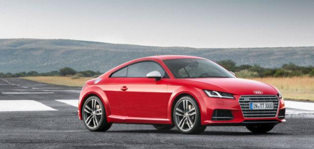 Audi TTS 2.0 TFSI 310 KM