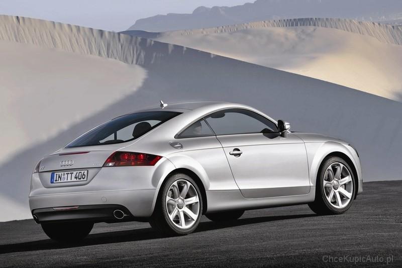 Audi TT II 2.0 TDI 170 KM