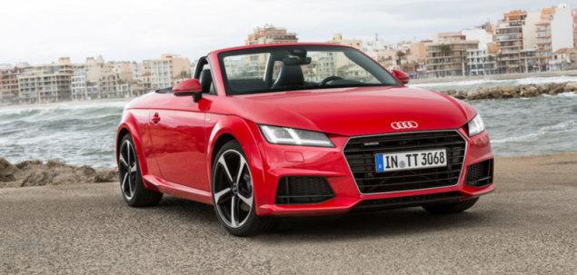 Audi TT III 2.0 TFSI 230 KM