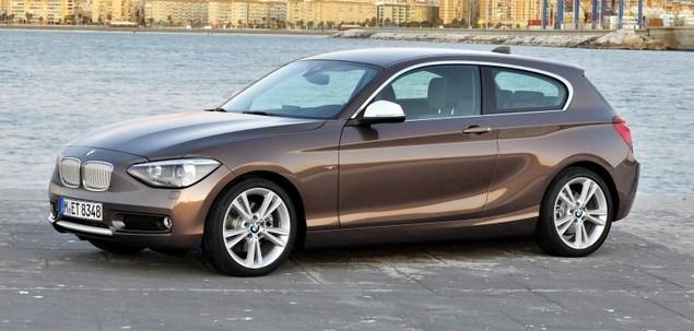 BMW 120d F21 184 KM