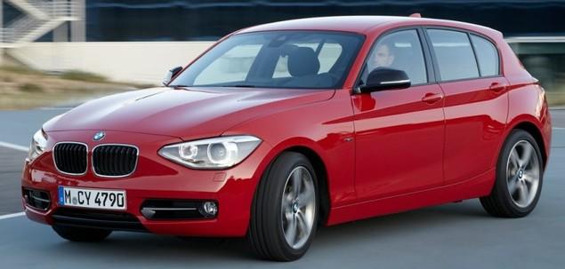 BMW 120d F20 184 KM
