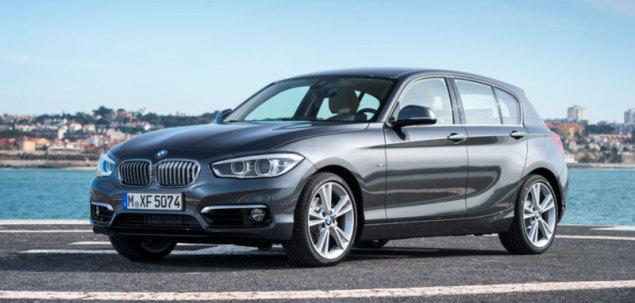 BMW 116d F20 FL 116 KM