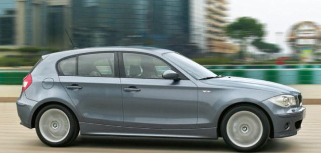 BMW 118d E87 122 KM