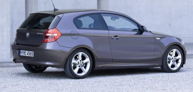BMW 116i E81 122 KM
