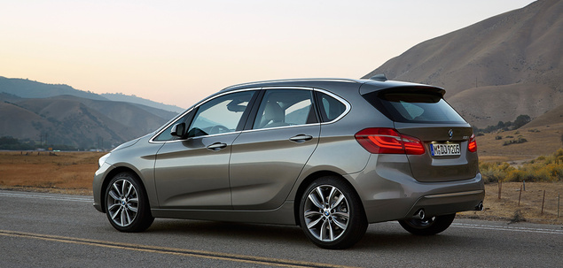 BMW 218i F45 136 KM
