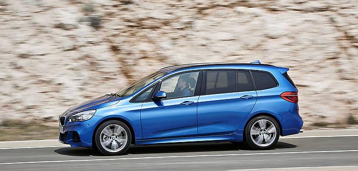 BMW 218i F46 140 KM