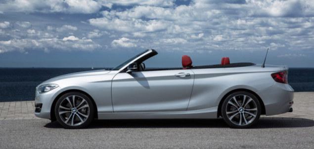 BMW 218i F23 136 KM