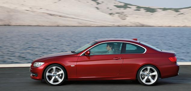 BMW 320i E92 FL 170 KM
