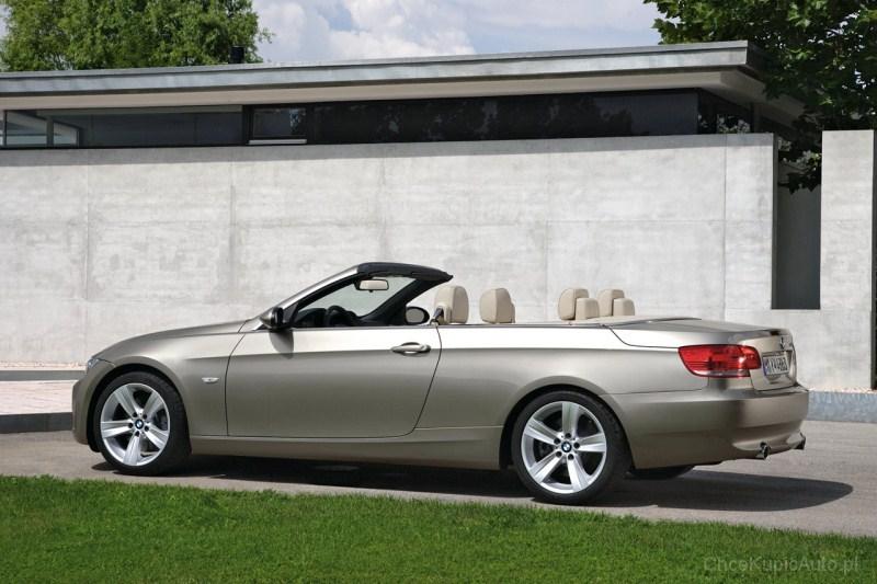 BMW 320i E93 170 KM