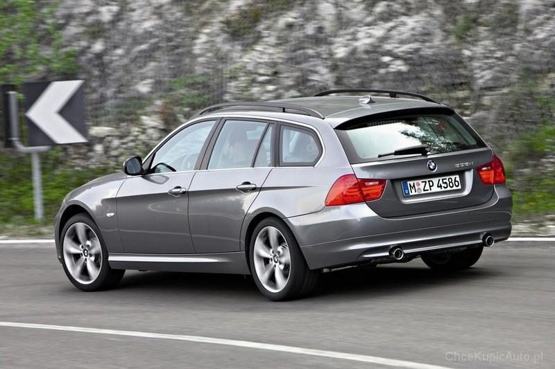 BMW 330i E91 272 KM