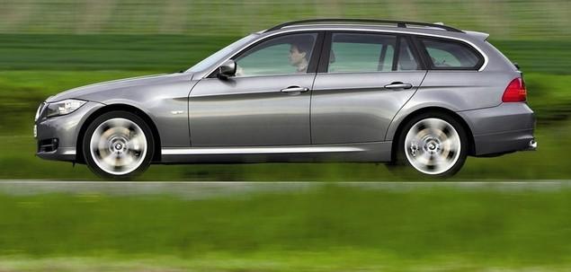 BMW 318d E91 122 KM