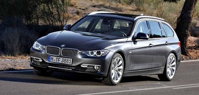 BMW 318d F31 143 KM
