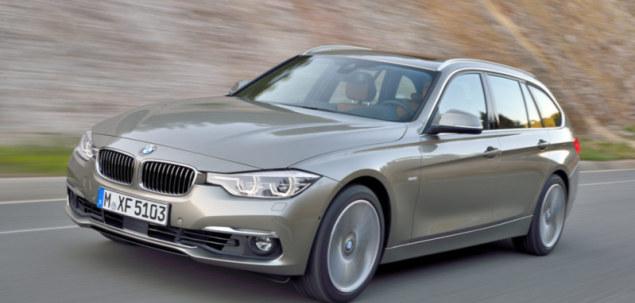 BMW 318d F31 FL 150 KM