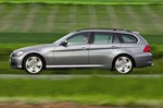 BMW 318d E91 143 KM