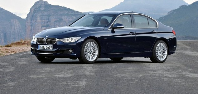 BMW 318d F30 143 KM
