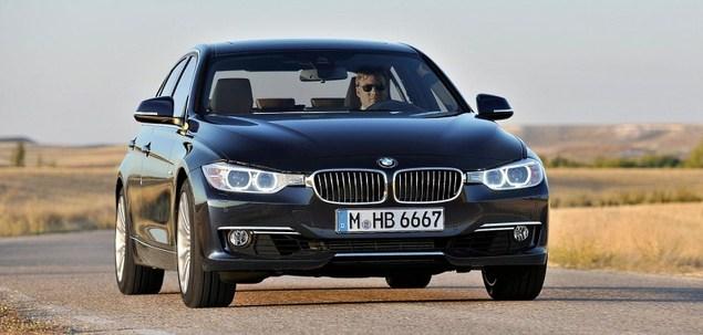BMW 328i F30 245 KM