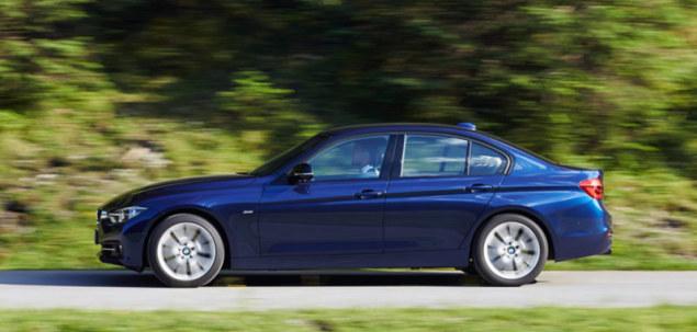 BMW 330i F30 FL 252 KM