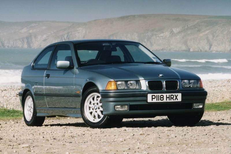 BMW 316i E36 105 KM