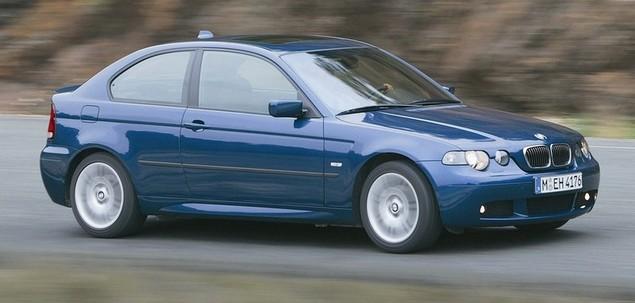 BMW 318d E46 115 KM