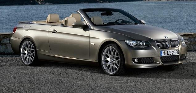 BMW 325i E93 218 KM