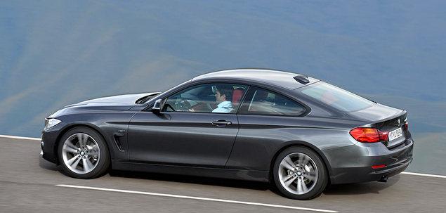 BMW 430d F32 258 KM