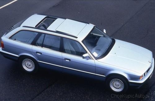 bmw 525tds e34 143 km 1996 kombi skrzynia automat nap d tylny. Black Bedroom Furniture Sets. Home Design Ideas