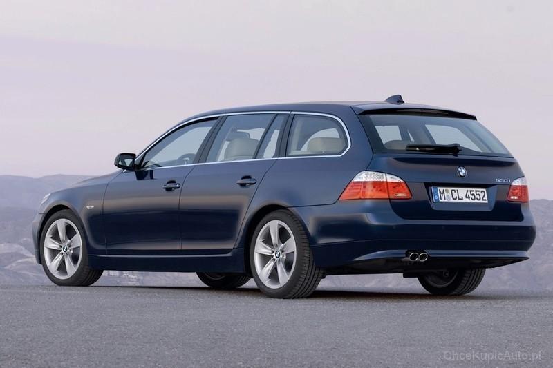 BMW 530d E61 231 KM