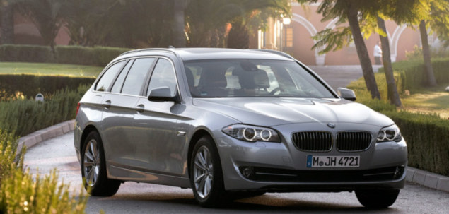 BMW 520i F11 184 KM