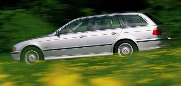 BMW 520i E39 170 KM