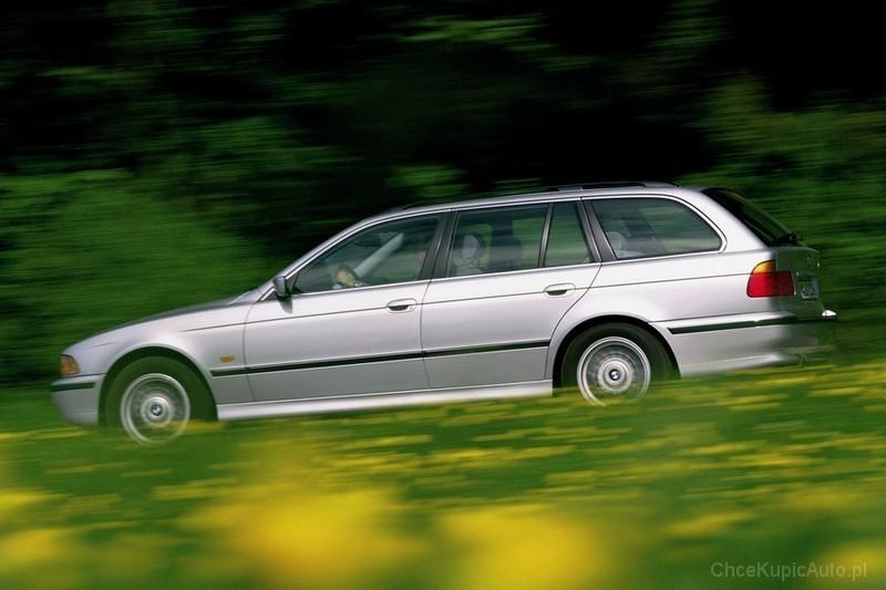 BMW 520d E39 136 KM