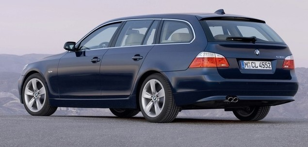 BMW 520d E61 163 KM