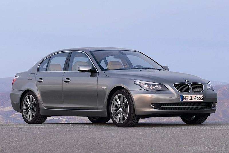 BMW 545i E60 333 KM