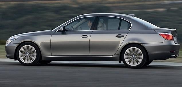 BMW 550i E60 367 KM