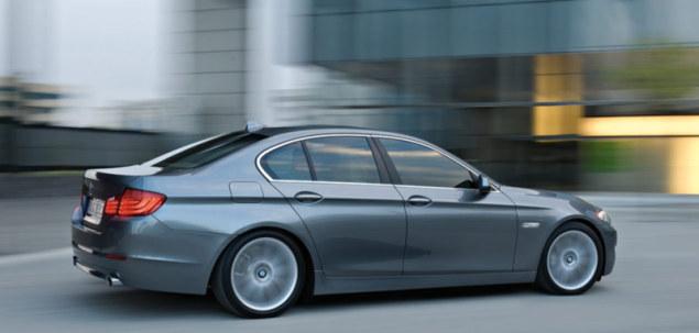 BMW 535i F10 306 KM
