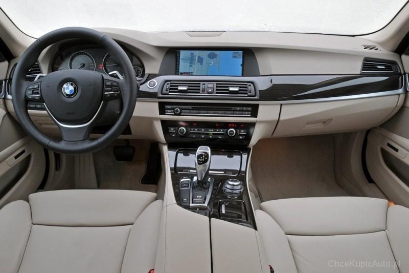 Bmw 530d F10 245 Km 2012 Sedan Skrzynia Automatyczna Zautomatyzowana Napęd Tylny Zdjęcie 4