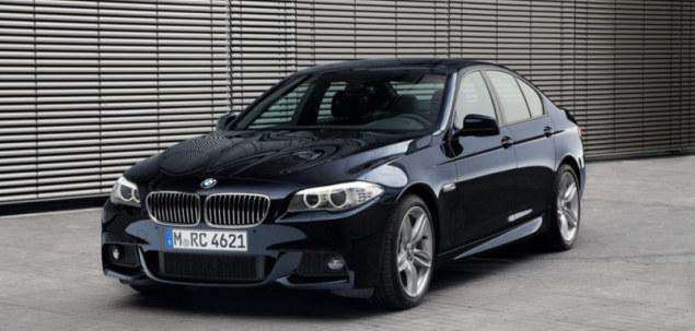 BMW 535d F10 313 KM